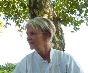 Portrait de Christine Tessier